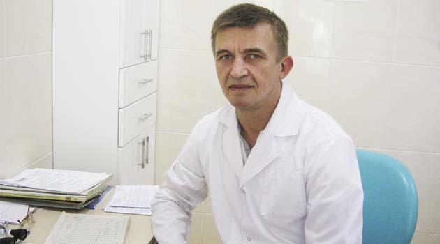 Главный врач Прибыльский Александр Анатольевич