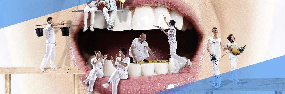 Полная реабилитация полости рта