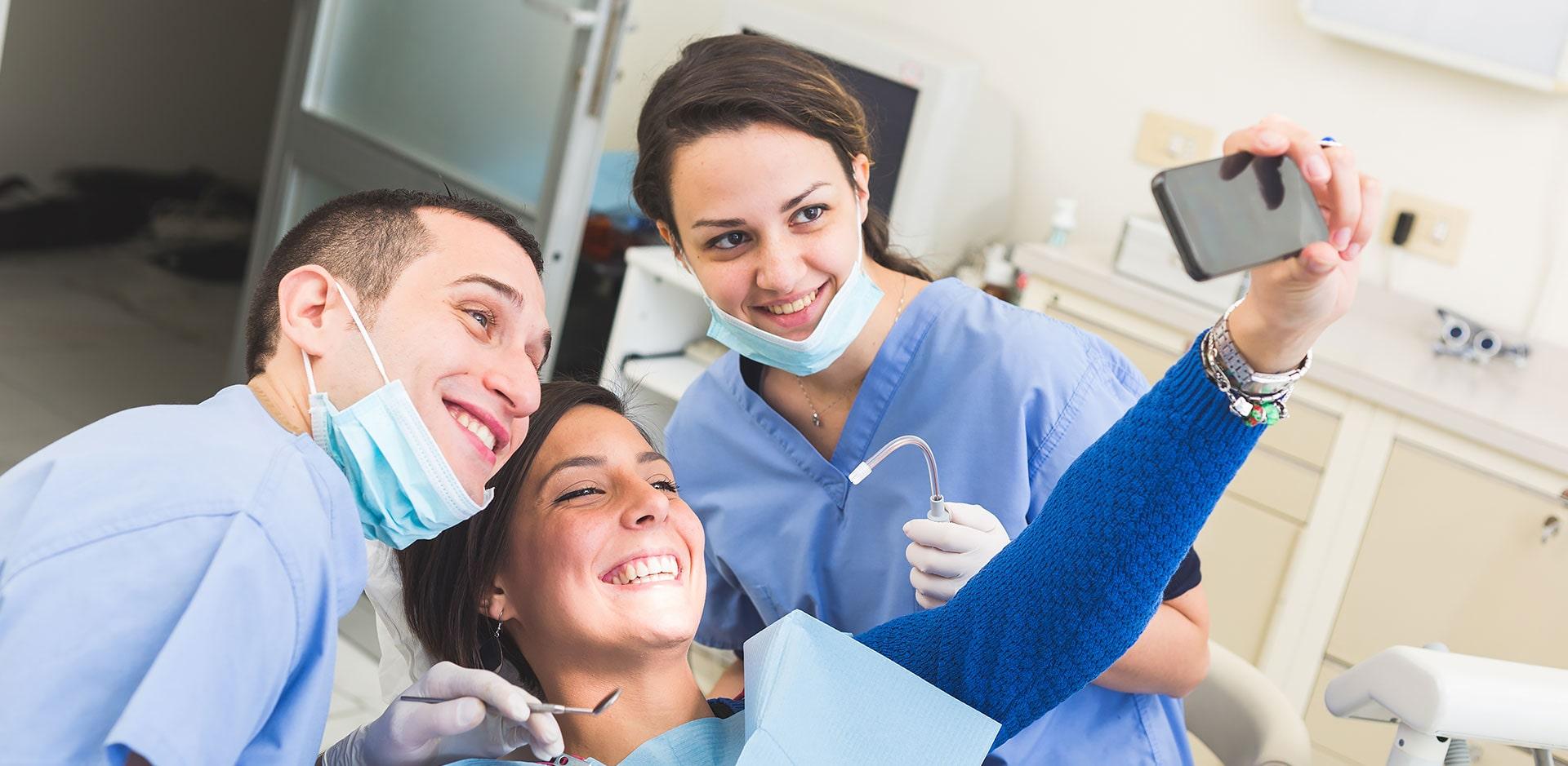 Стоматологическое лечение зубов