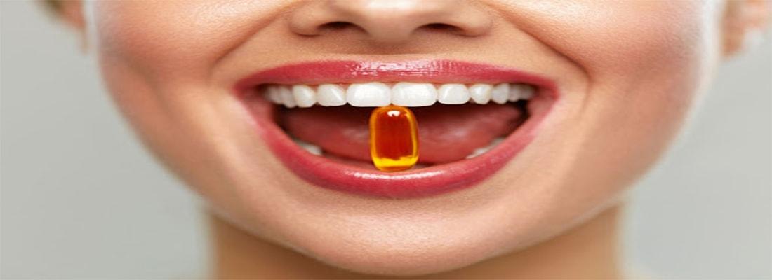 Витамины полезные для здоровья зубов