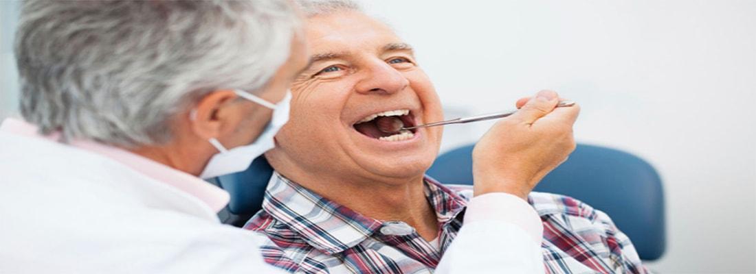 Стоматологические советы для пожилых людей