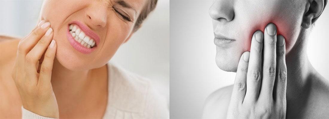Симптомы инфекции корневых каналов